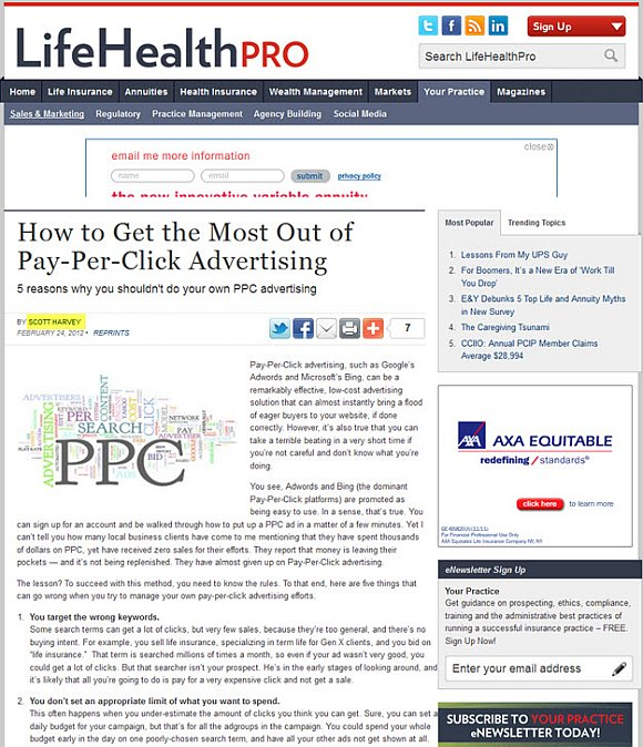 featured on life health pro